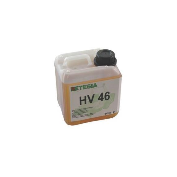 Bidon de 2l d 39 huile hv46 r etesia - Huile hv 46 ...