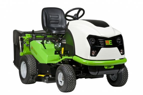 Tracteur tondeuse autoportée Hydro 100 III