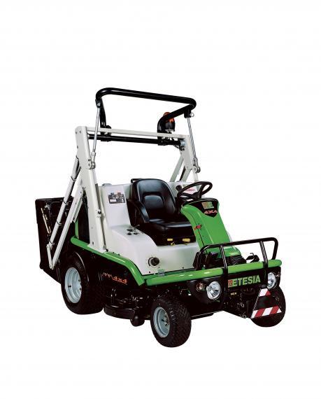 hydro 124dx tracteur tondeuse autoport e etesia. Black Bedroom Furniture Sets. Home Design Ideas