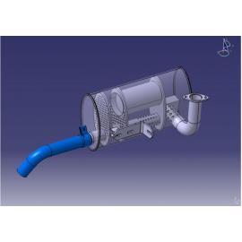 Filtre à particules - réf.MFP124