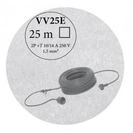 Câble longueur 25m - réf.VV25E
