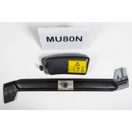 Kit mulching complet (MZM80M+obturateur) - réf.MU80N