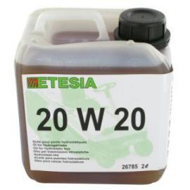 Bidon de 2L d'huile 20W20 - réf.26785